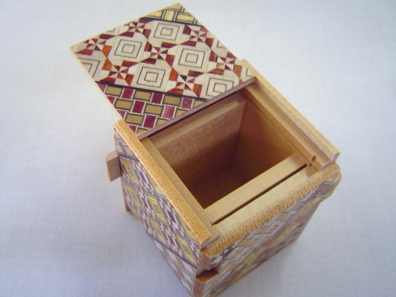 Japan Craft Opening The  Sun Cube  Steps Koyosegi