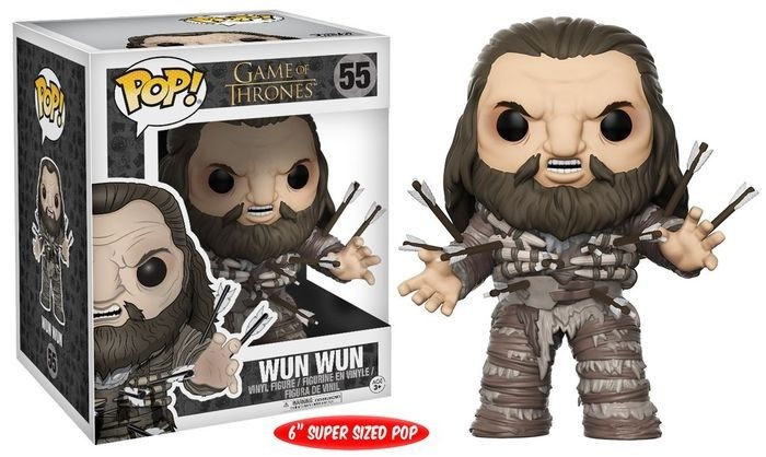"POP! Vinyl: Game of Thrones: 6"" Wun Wun w/ Arrows"