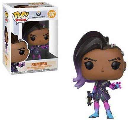 POP! Vinyl: Games: Overwatch: Sombra