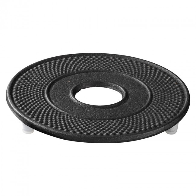 Trivet -  Arare Black - Cast Iron