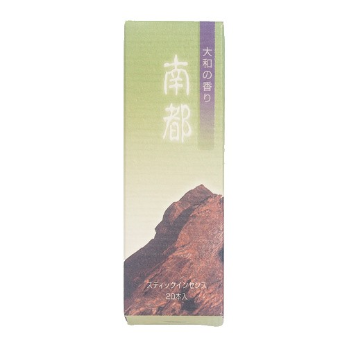 Shoyeido - Incense Road - Nanto - Southern Capital - 20 Incense Sticks