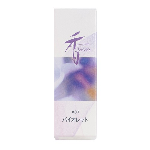 Shoyeido - Xiang Do - Violet - 20 Incense Sticks