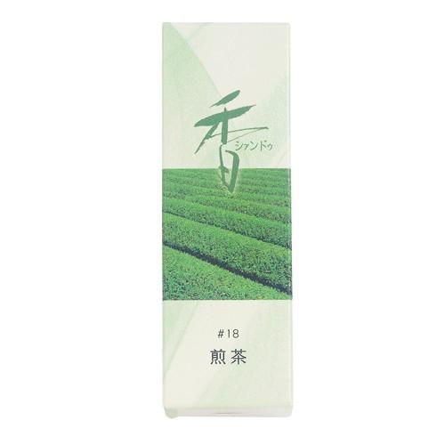 Shoyeido - Xiang Do - Sencha - 20 Incense Sticks