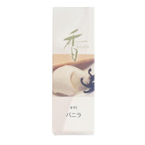 Shoyeido - Xiang Do - Vanilla - 20 Incense Sticks