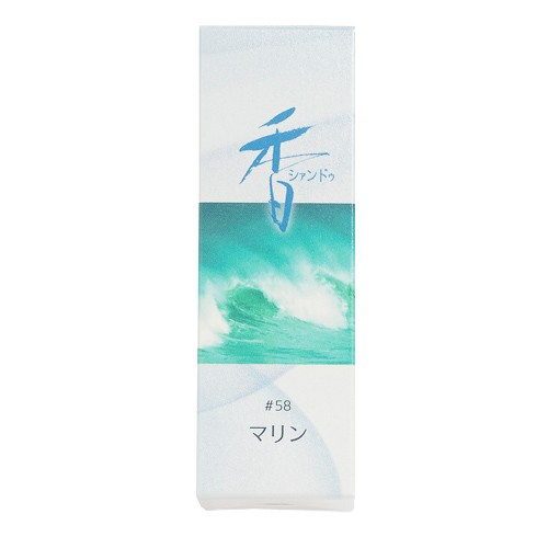 Shoyeido - Xiang Do - Marine - 20 Incense Sticks