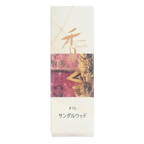 Shoyeido - Xiang Do - Sandalwood - 20 Incense Sticks