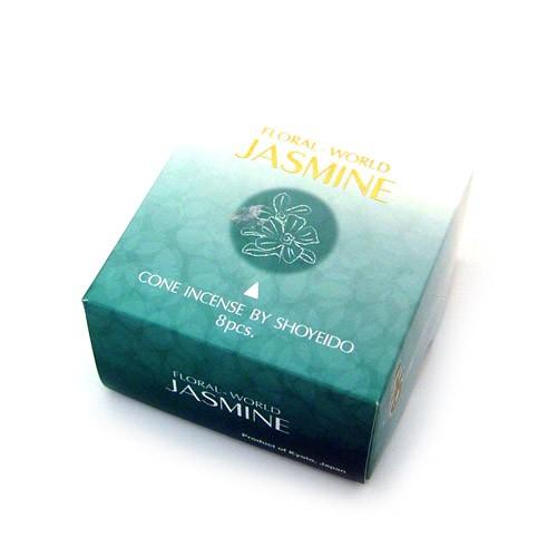 Shoyeido - Floral World - Jasmine - 8 Incense Cones