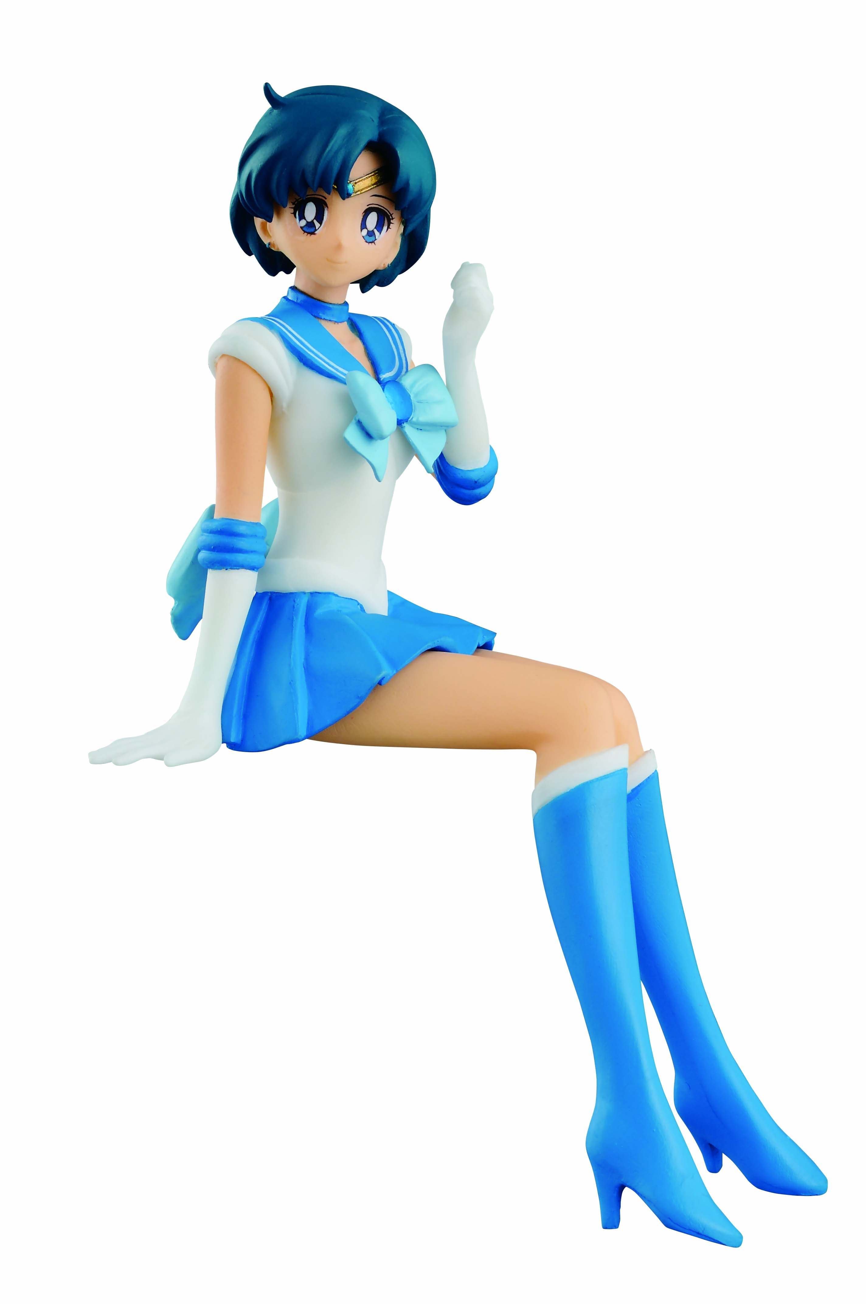 Sailor Moon Break Time Figure Sailor Mercury 12 cm