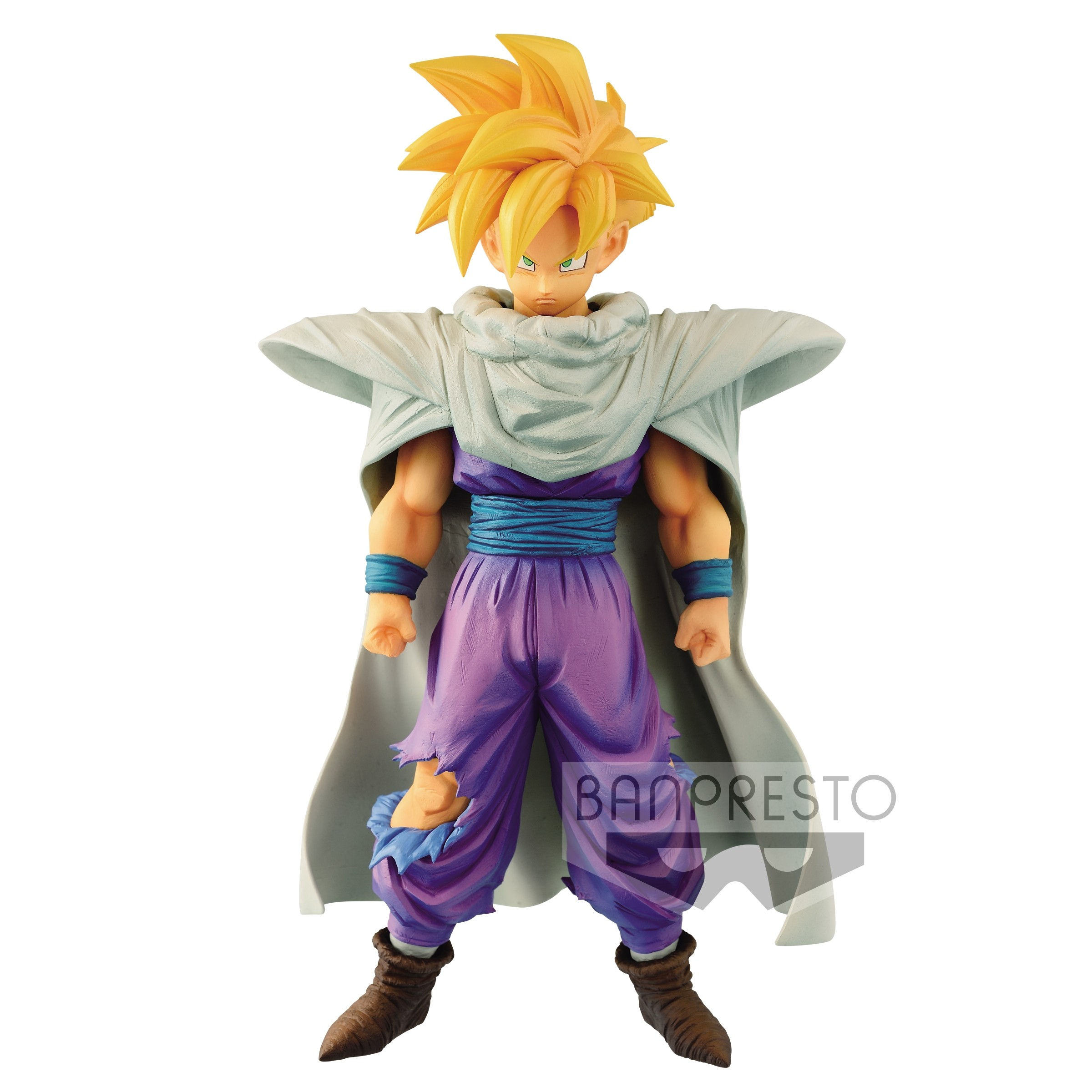 Dragon Ball Z Figure Grandista Resolution of Soldiers Son Gohan