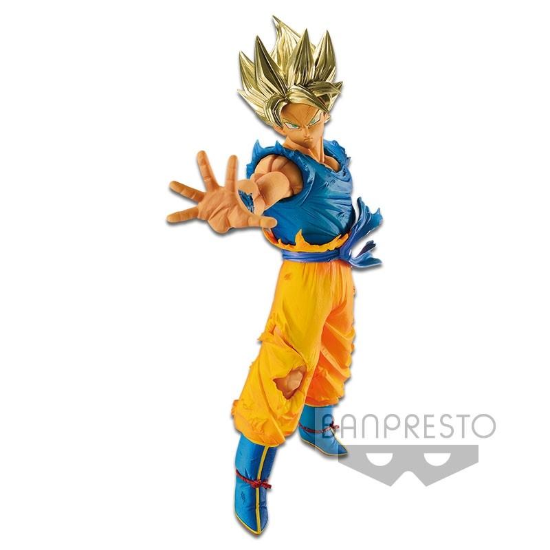 Dragon Ball Super Figure Blood of Saiyans Figure Super Saiyan Son Goku
