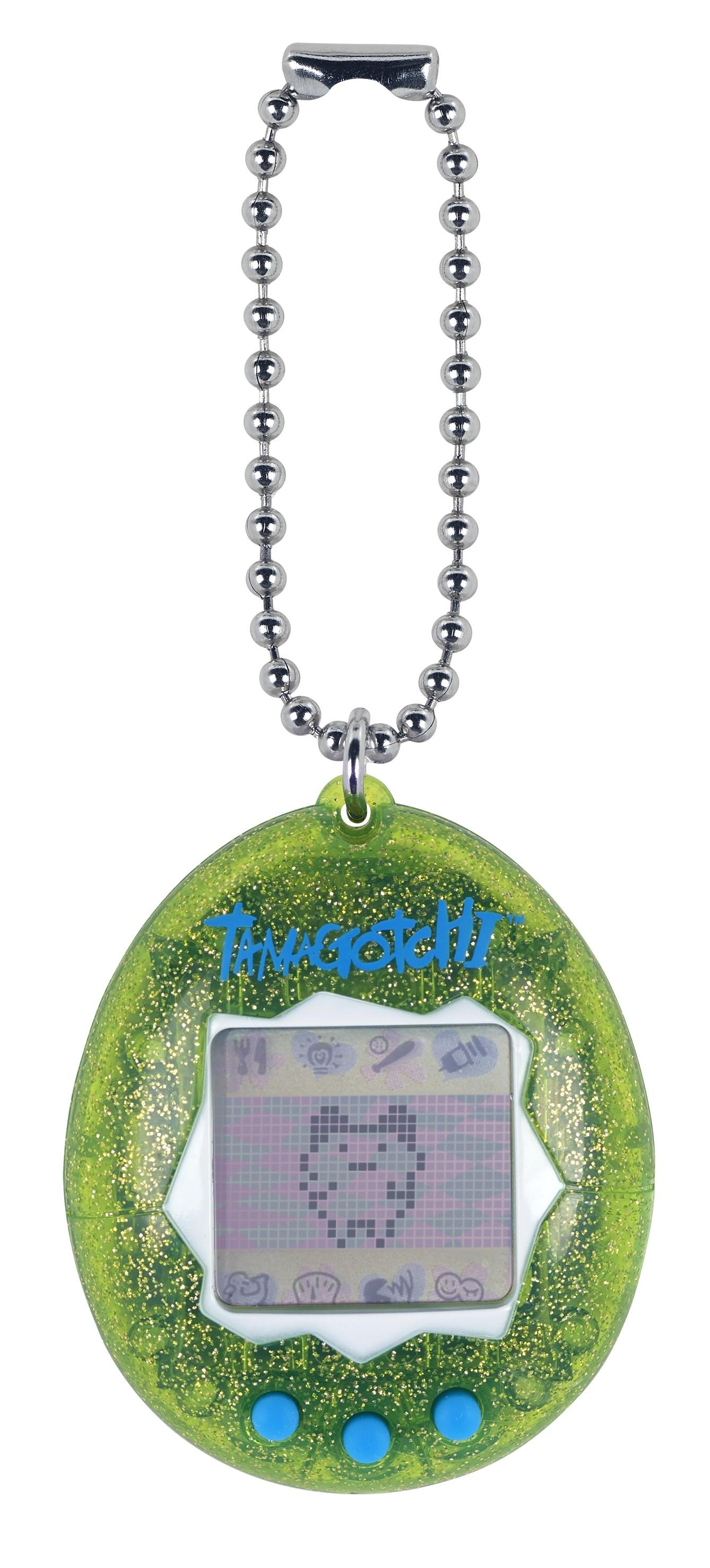 Tamagotchi 2019 Limited Edition Original Green Glitter