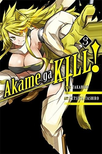 Akame ga Kill, Vol. 03