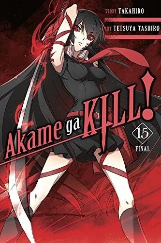 Akame ga Kill, Vol. 15