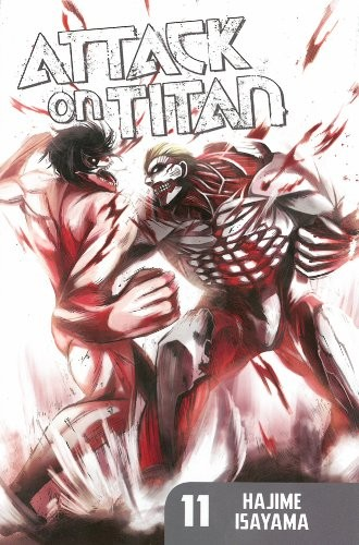 Attack on Titan, Vol. 11 by Hajime Isayama