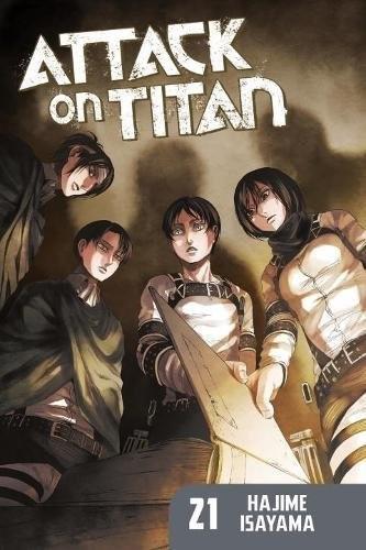 Attack on Titan, Vol. 21 by Hajime Isayama