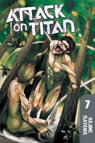 Attack on Titan, Vol. 07 by Hajime Isayama