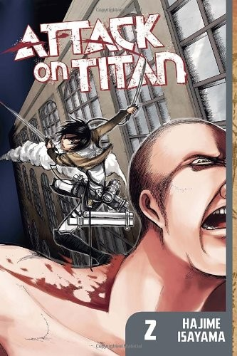 Attack on Titan, Vol. 02 by Hajime Isayama