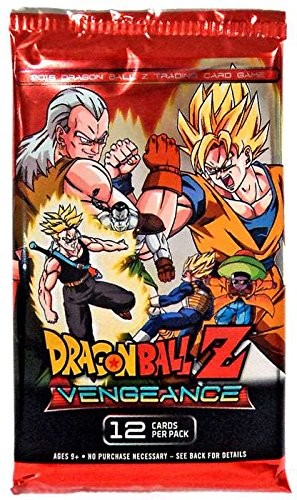 Dragon Ball Z TCG: Vengeance