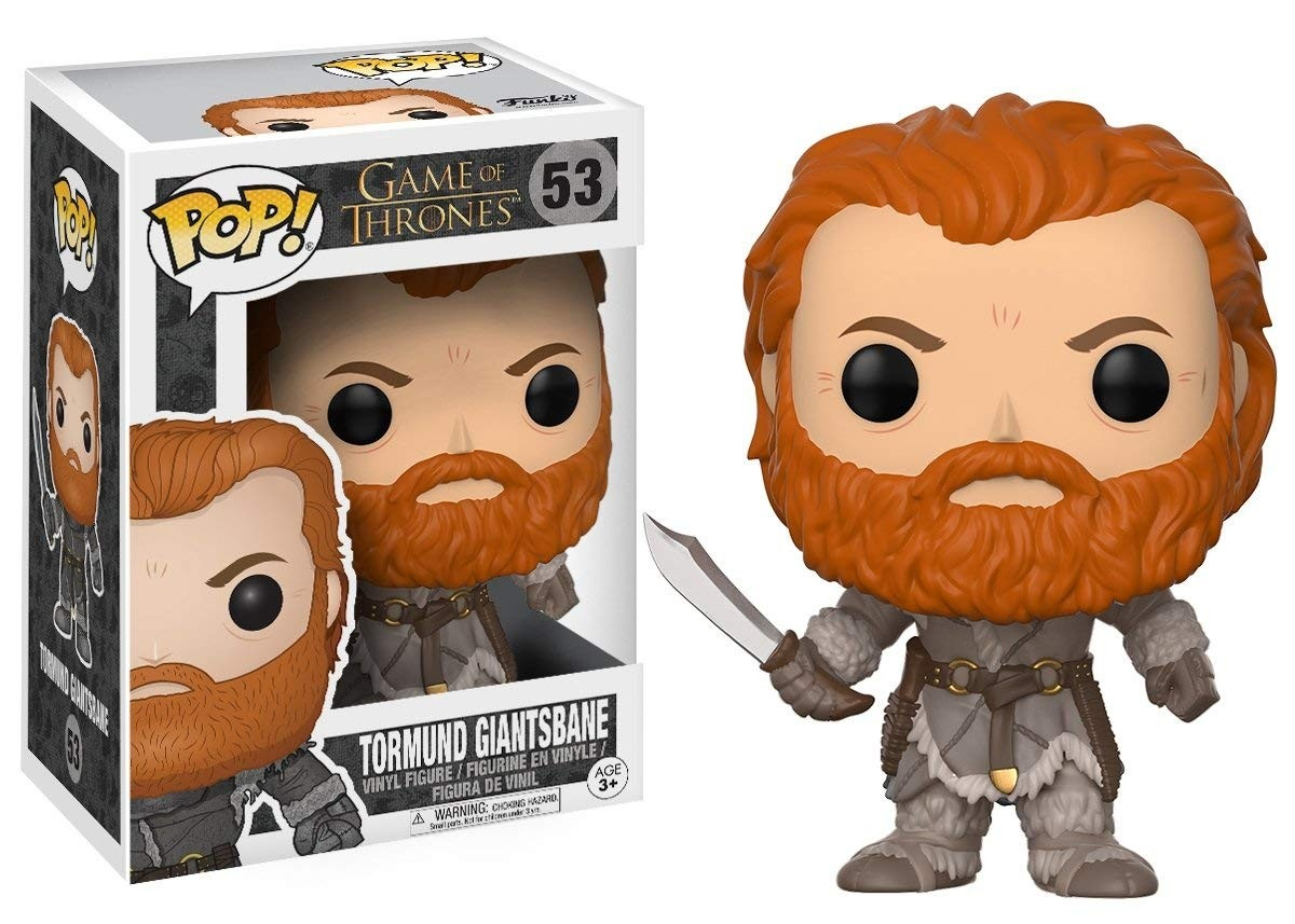 POP! Vinyl: Game of Thrones: Tormund Giantsbane
