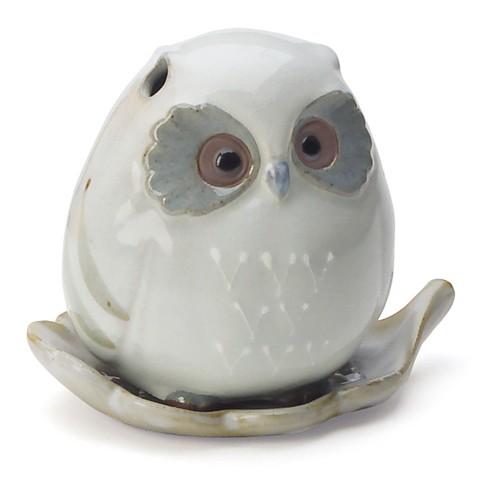 Shoyeido - Incense Burner - Small Owl