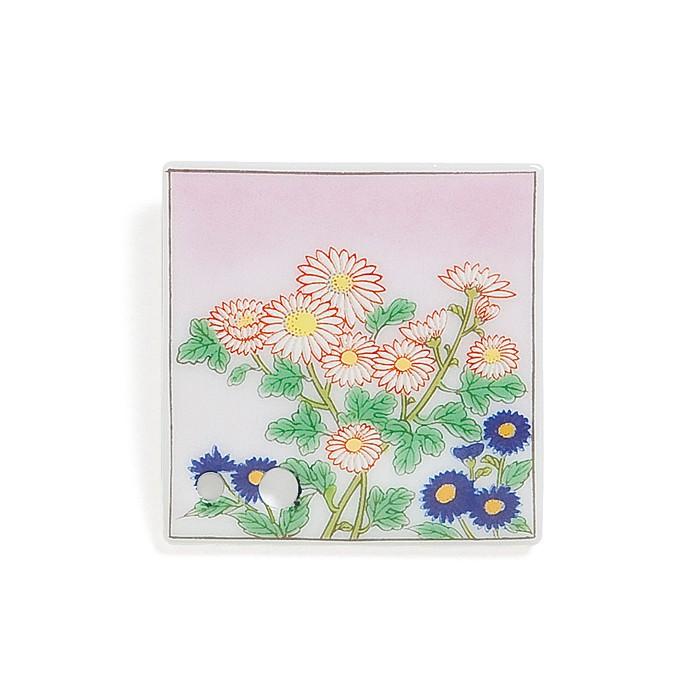 Shoyeido - Incense Holder - Small Chrysanthemum - Shigure