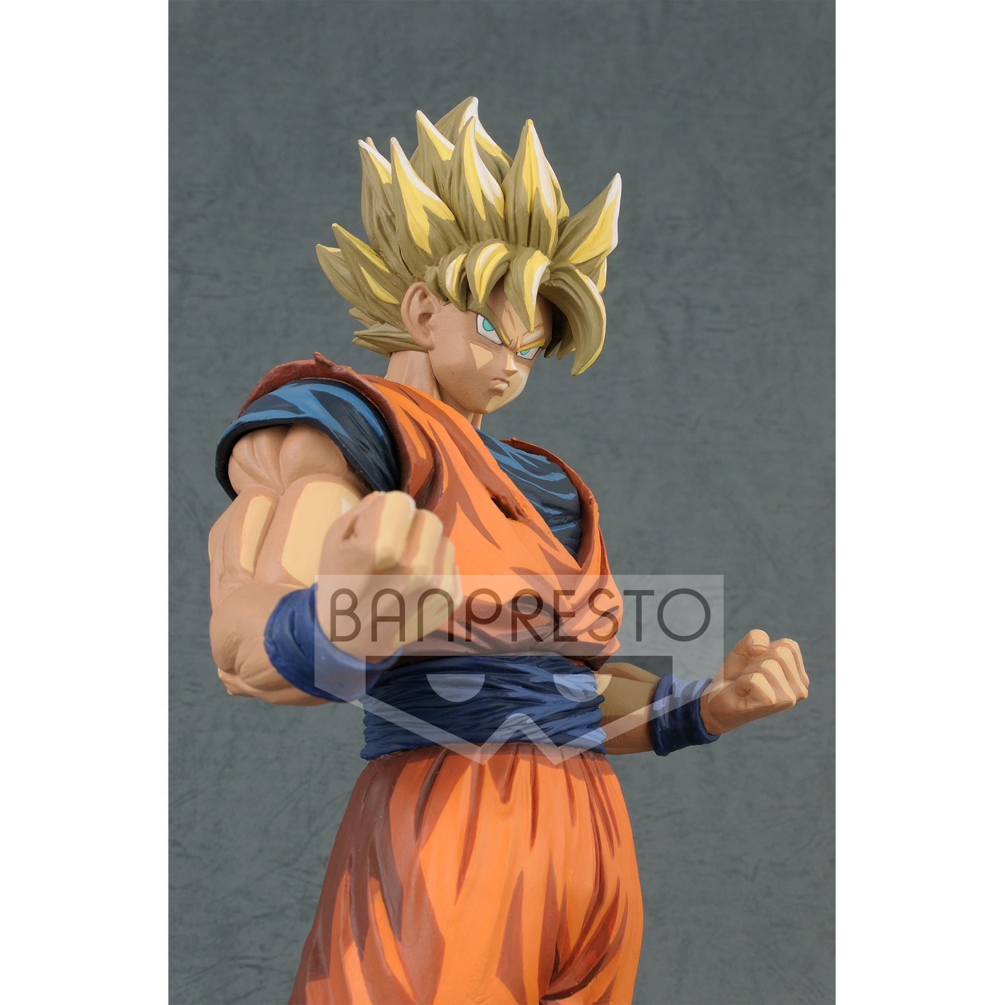 Dragon Ball Z Figure Grandista Super Saiyan Son Goku Manga Dimension