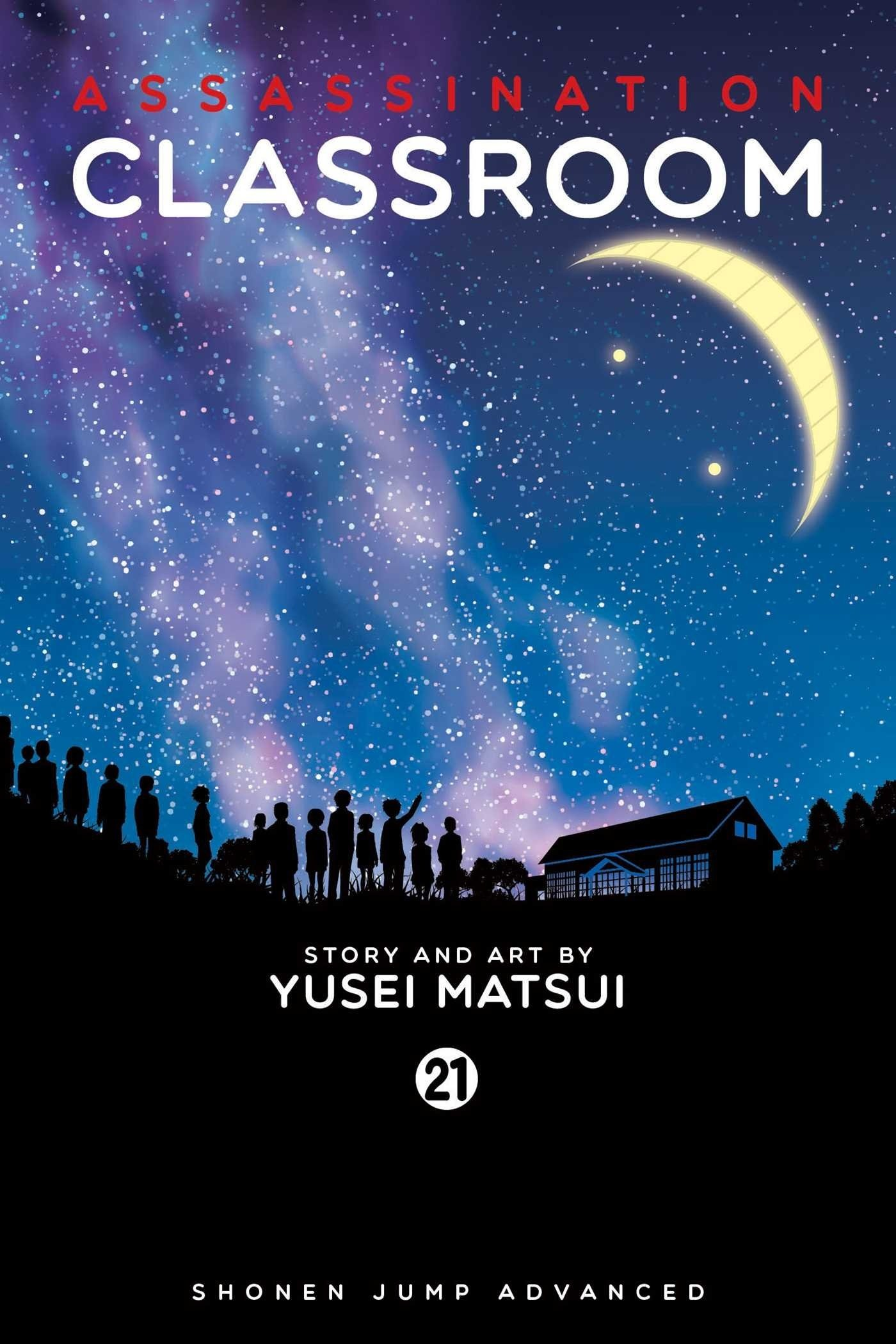 Assassination Classroom, Vol. 21
