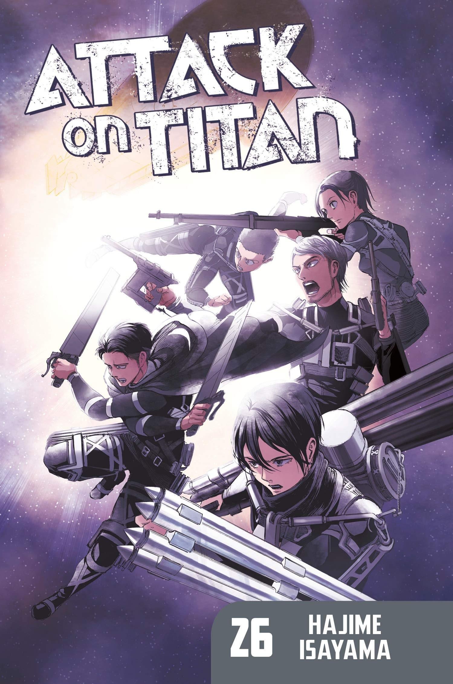Attack on Titan, Vol. 26 by Hajime Isayama