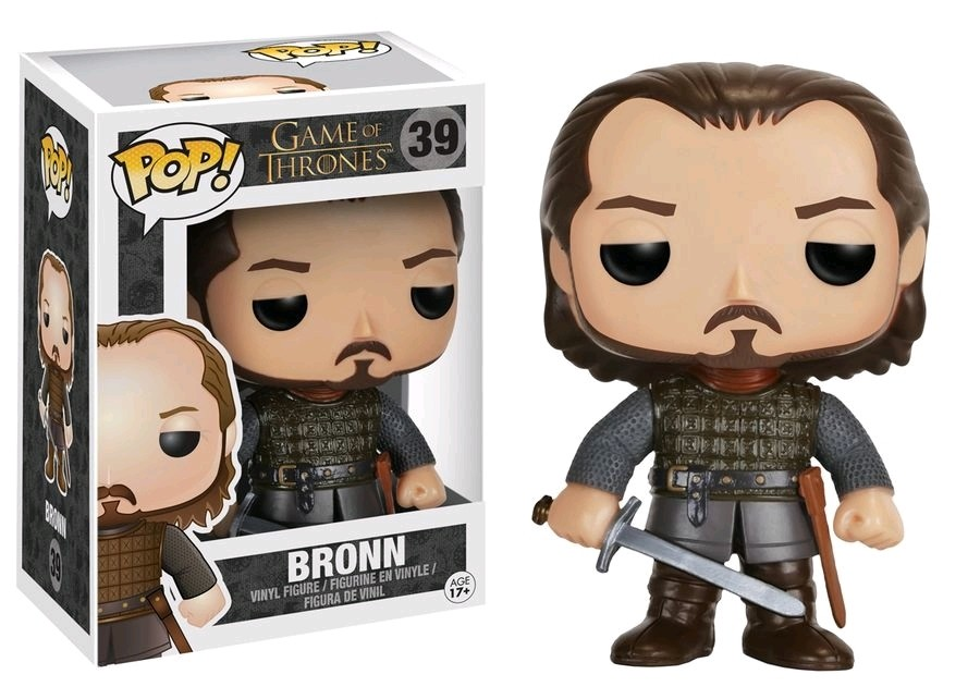 POP! Vinyl: Game of Thrones: Bron