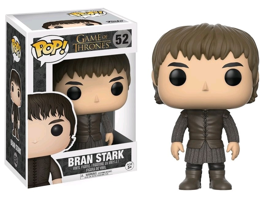 POP! Vinyl: Game of Thrones: Bran Stark - 10 cm