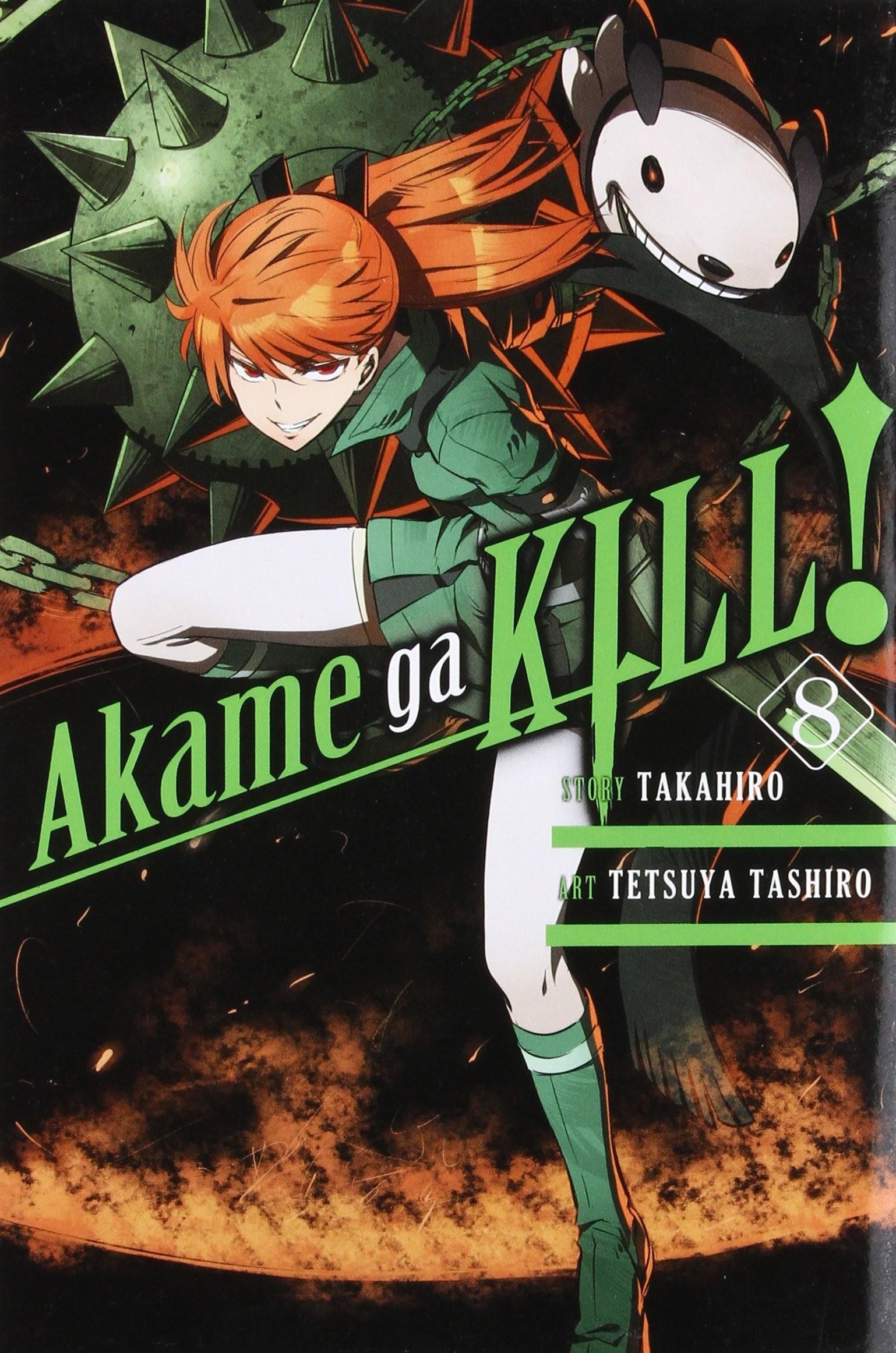 Akame ga Kill, Vol. 08 by Takahiro