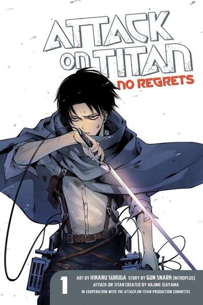 Attack On Titan, No Regrets 1 by Gan Sunaaku