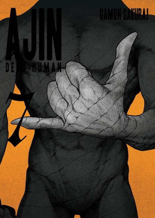 Ajin: Demi-Human, Vol. 07