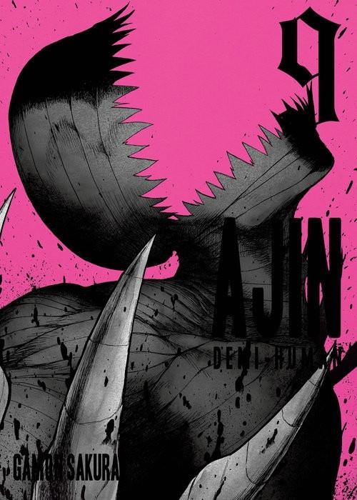 Ajin: Demi-Human, Vol. 09