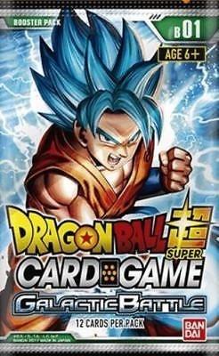 Dragon Ball Super TCG: Galactic Battle Booster