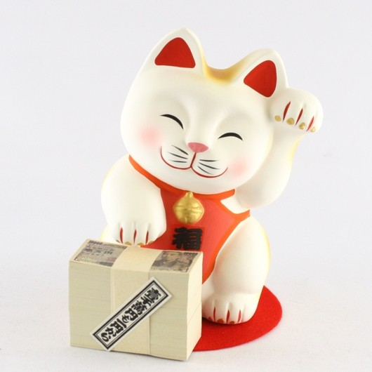 Maneki Neko - Lucky Cat Cash - Bringing Money & Success