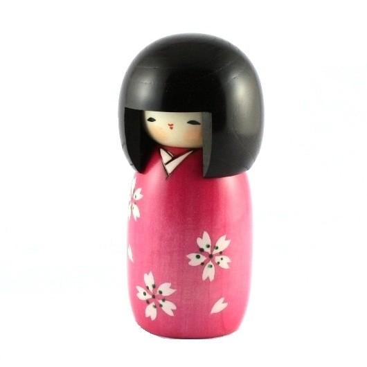 Kokeshi Doll - Sakura
