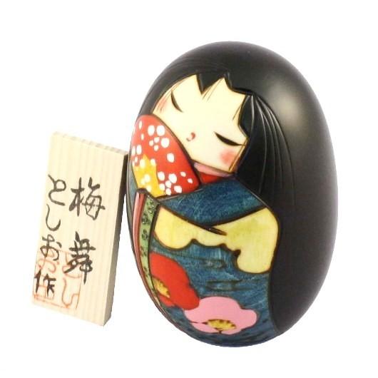 Kokeshi Doll - Umemai