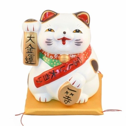 Maneki Neko - Lucky Cat Money Box