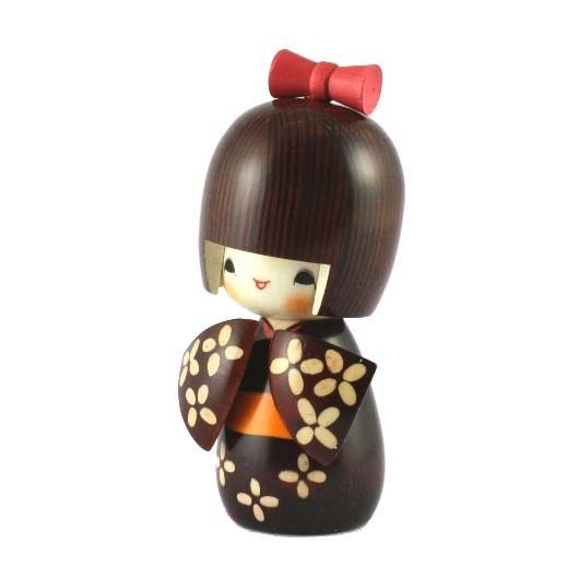 Kokeshi Doll - Short Sleeves (S)