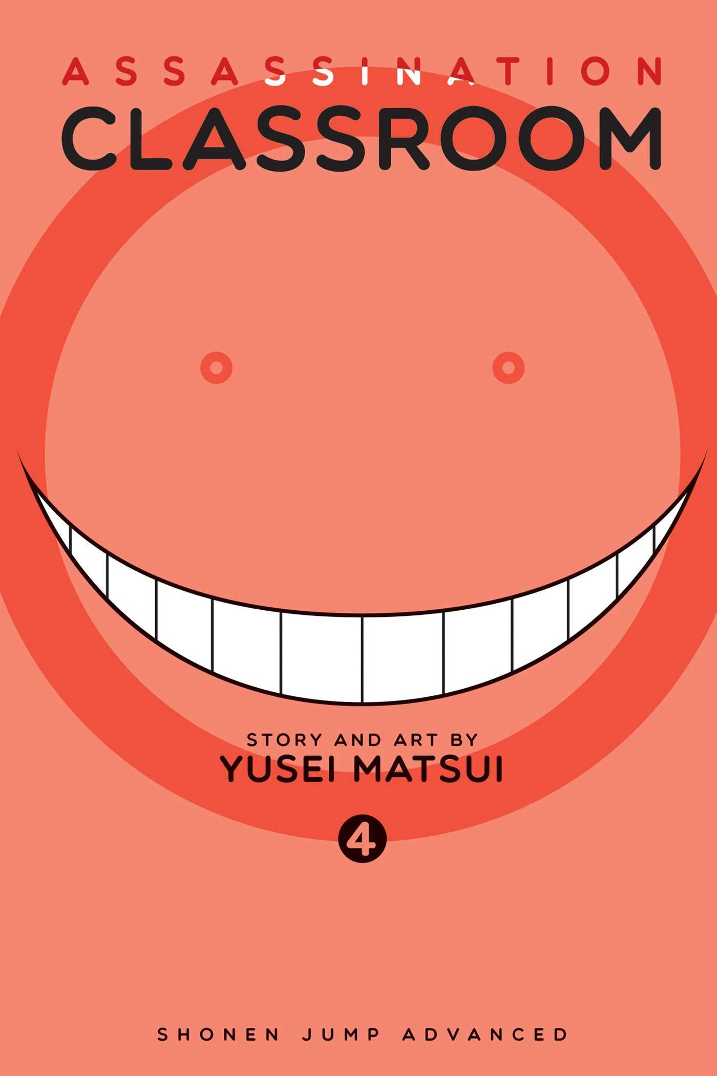 Assassination Classroom, Vol. 04