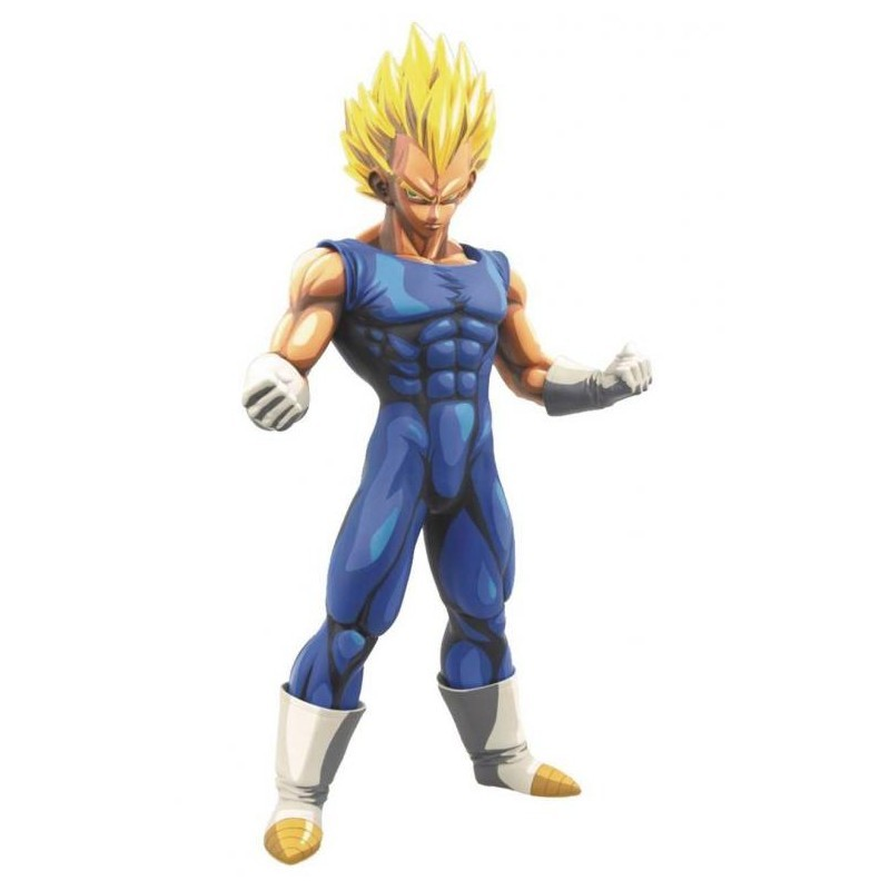 Dragon Ball Z Super Master Stars Piece Figure - The Vegeta - Manga Dimension 22 cm