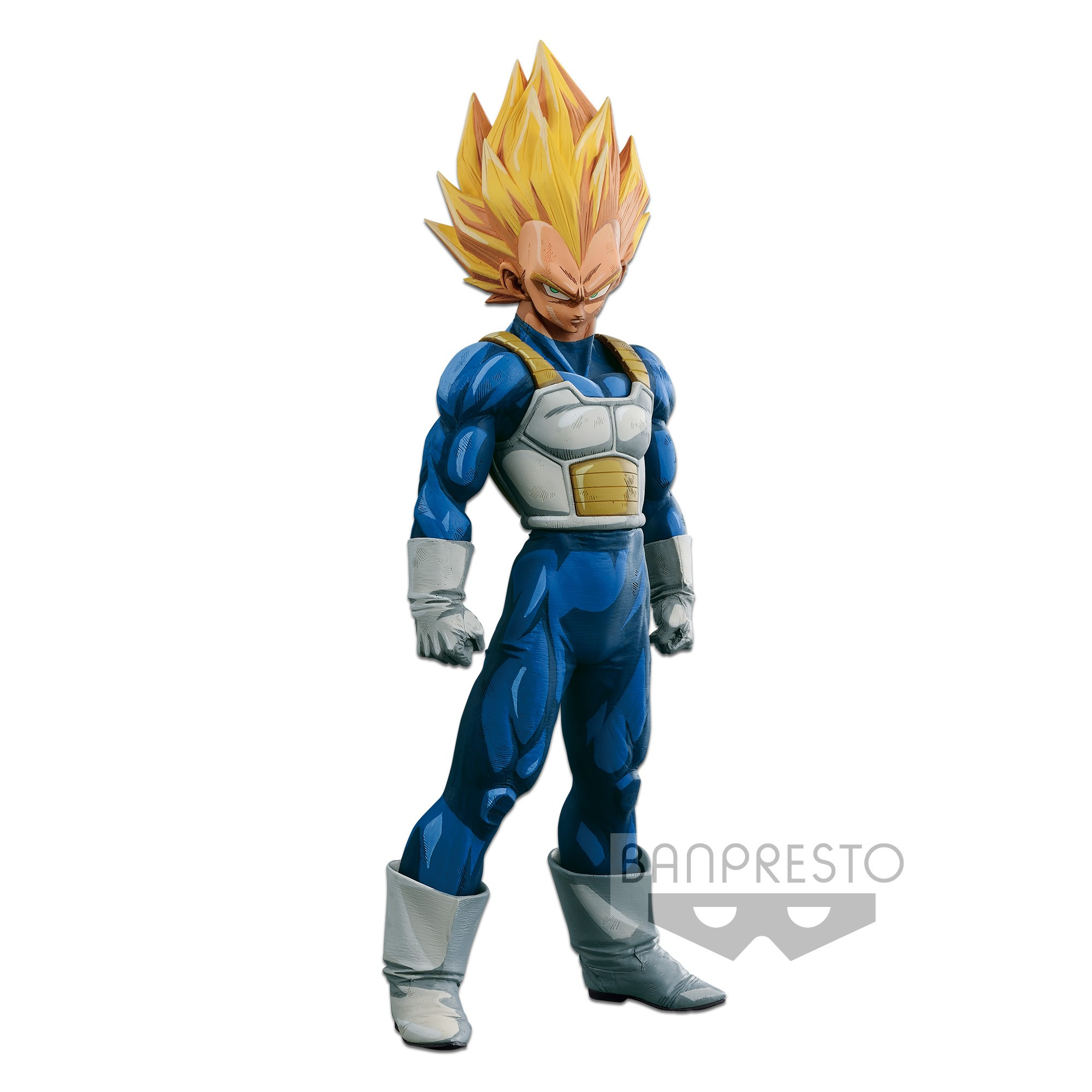 Dragon Ball Z Super Master Stars Piece Figure Vegeta Manga Dimensions 30 cm