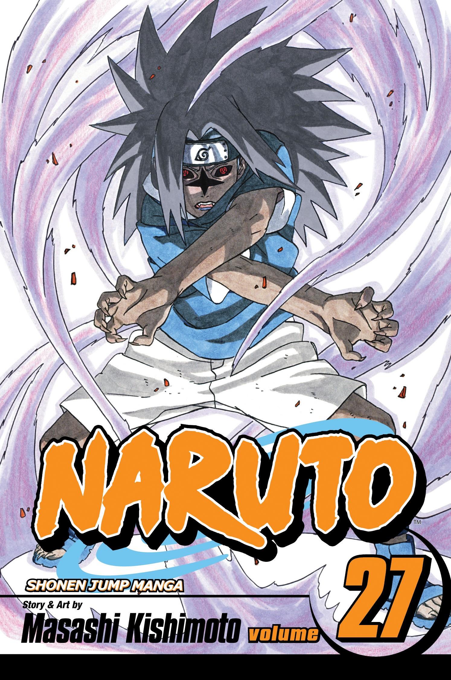 Naruto, Vol. 27 by Masashi Kishimoto