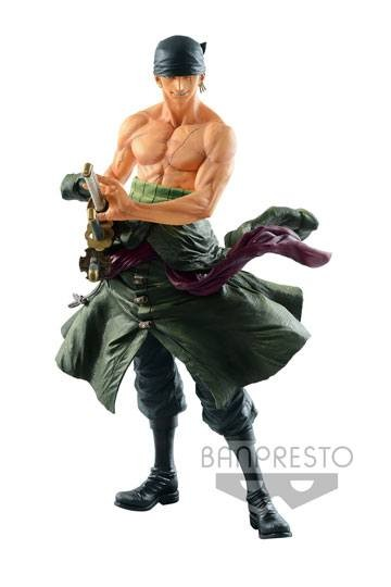 One Piece Roronoa Zoro BIG Size 30cm