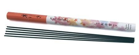 Shoyeido - Kyo-Nishiki / Kyoto Autumn Leaves - 30 Incense Sticks
