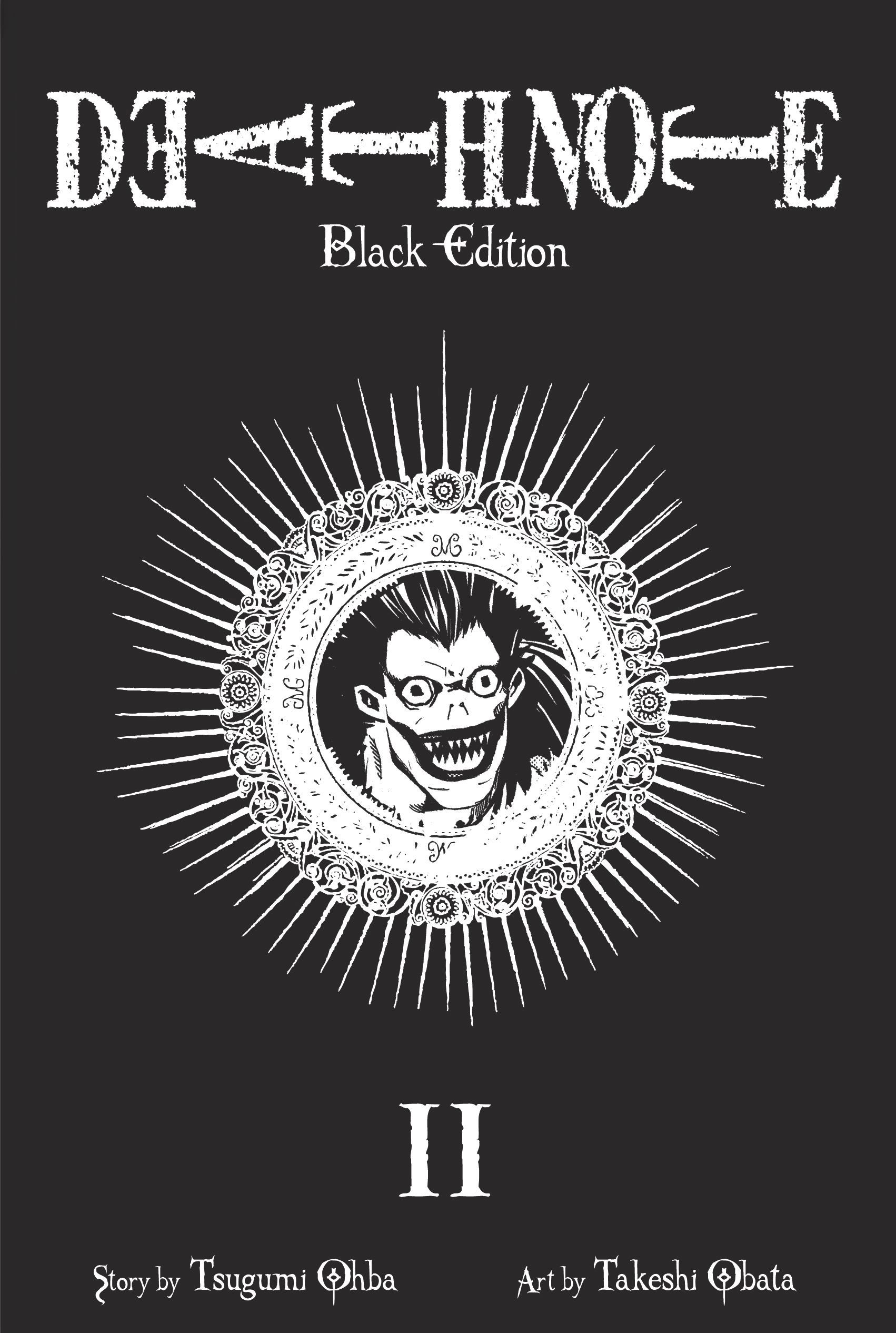 Death Note Black Edition, Vol. 2 by Tsugumi Ohba