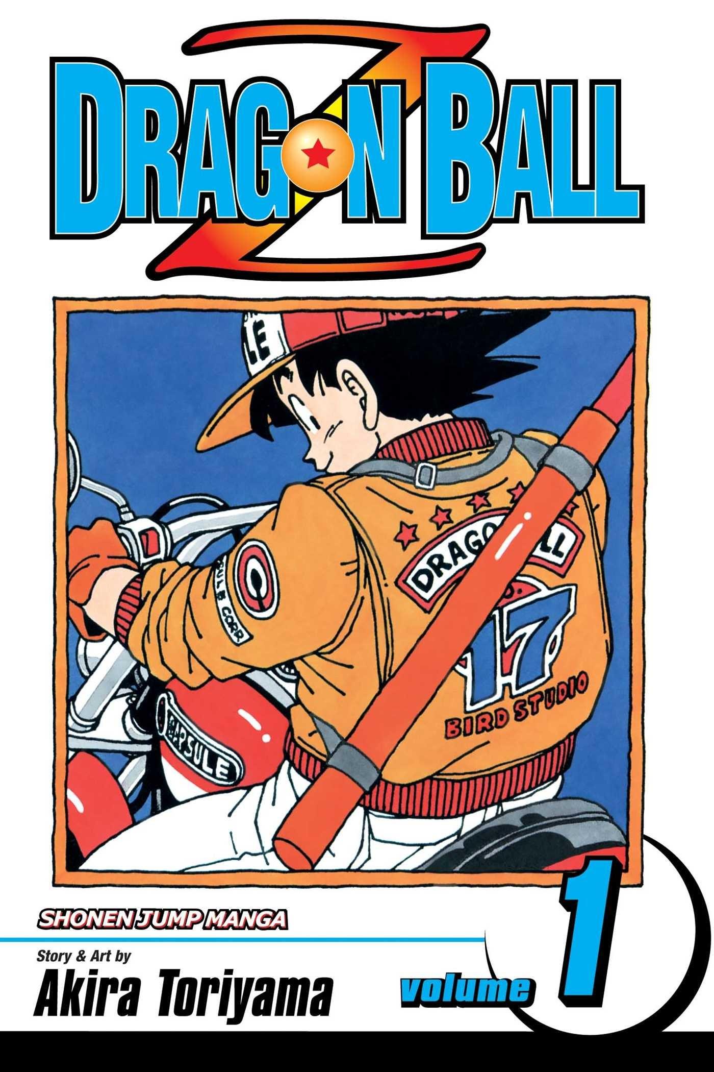 Dragon Ball Z, Vol. 01 by Akira Toriyama