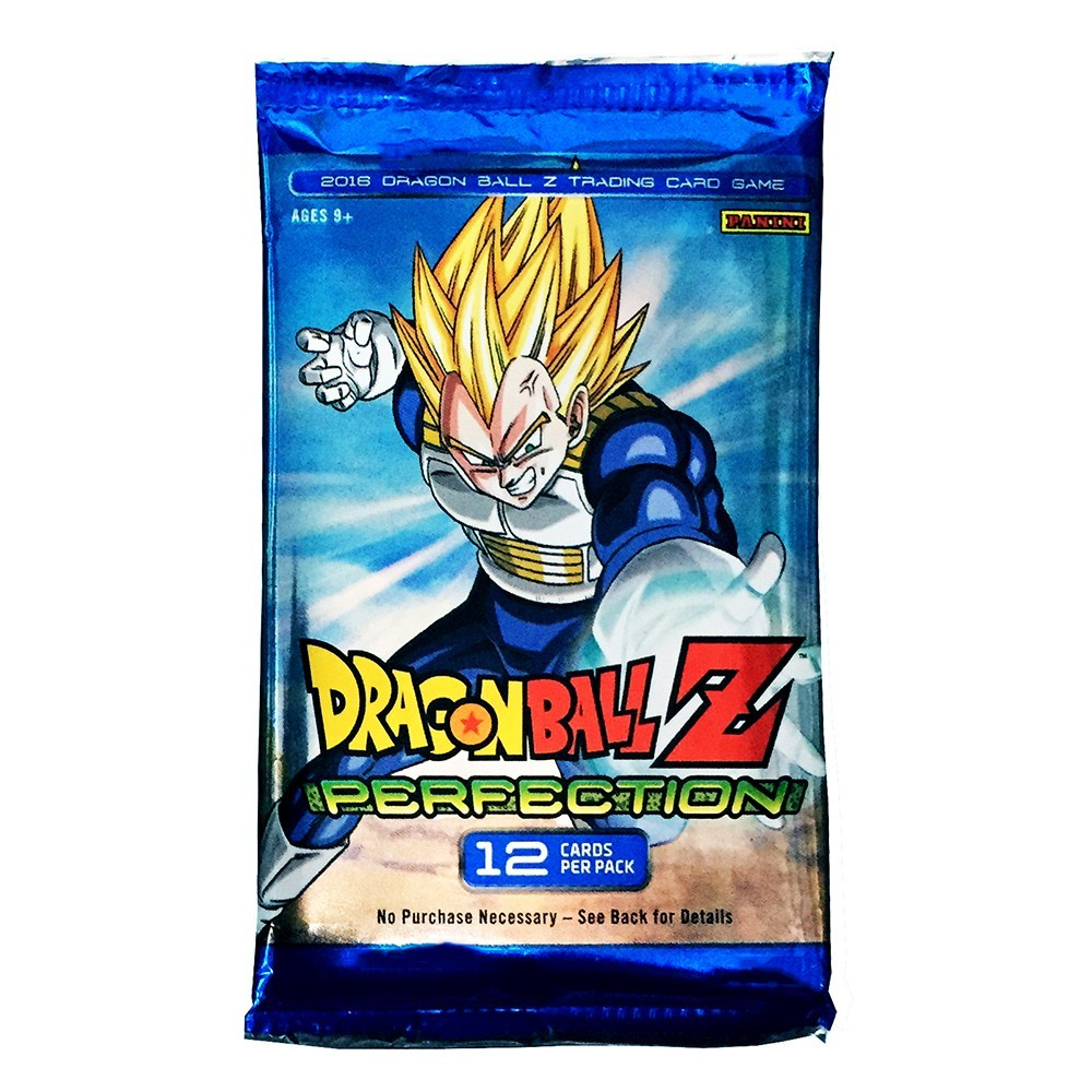 Dragon Ball Z TCG: Perfection