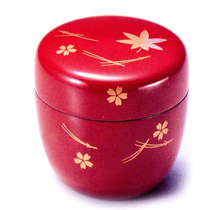 Lacquer Box - Natsume Flowers